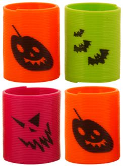 Halloween Mini Spring Toy - 3cm