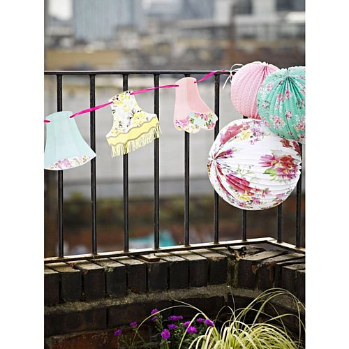 Truly Scrumptious Paper Lanterns - 30.5cm - Pack of 3