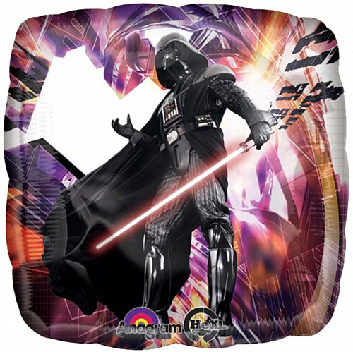 Star Wars Darth Vader Foil Balloon - 18""