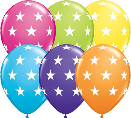 Click to view product details and reviews for Big Stars Latex Balloons Tropical Assortment 11 Pack Of 10.