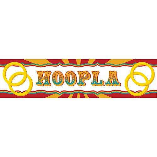 Fundraising Hoopla Banner - 1.2m