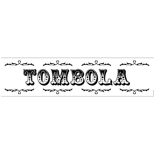 Fundraising Tombola Banner - 1.2m