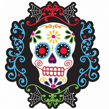 Day of the Dead Cutout - 26cm