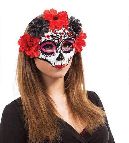 Day Of The Dead Darling Mask