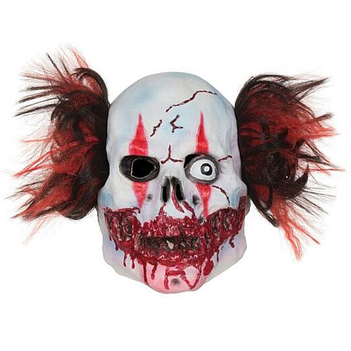 Manic Clown Mask