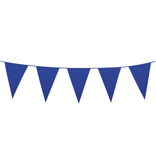 Blue Giant Outdoor Plastic Bunting - 10m