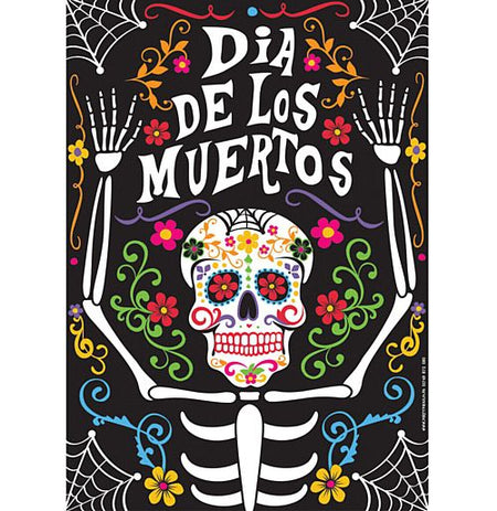 Click to view product details and reviews for Day Of The Dead Poster A3.