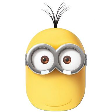 Minions Kevin Card Mask