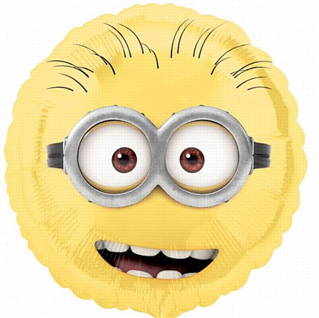 Click to view product details and reviews for Minions Foil Balloon 18.