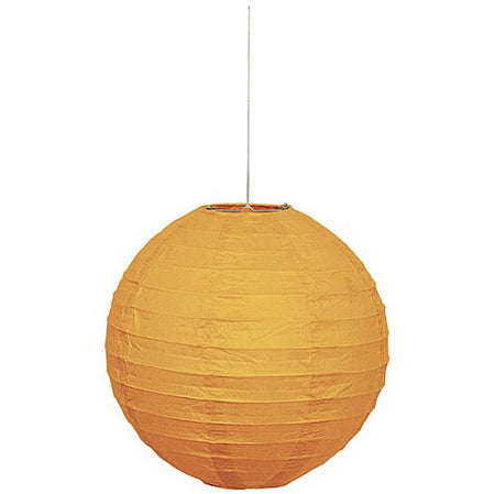 Click to view product details and reviews for Pumpkin Orange Lantern 25cm Each.