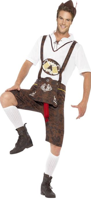 Click to view product details and reviews for Brad Wurst German Costume.