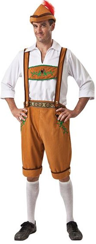 Click to view product details and reviews for German Country Man Costume.