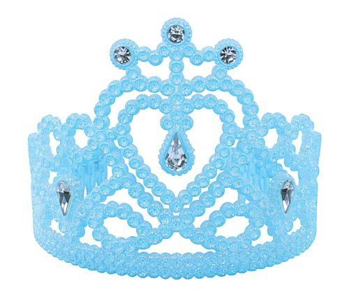 Pale Blue Tiara