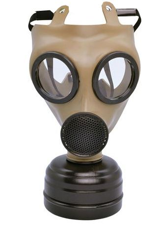 Realistic Gas Mask