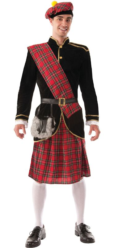Scotsman Costume