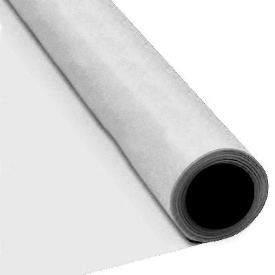 White Paper Table Roll - 8m
