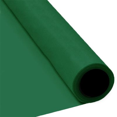Green Paper Table Roll - 8m