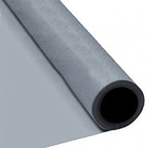 Silver Paper Table Roll - 8m