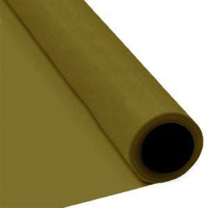 Gold Paper Table Roll - 8m