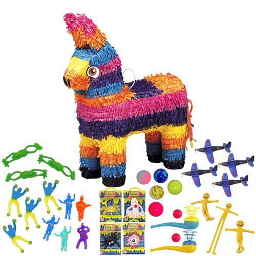 Pinata Filler Party Pack for Boys - Pack of 40