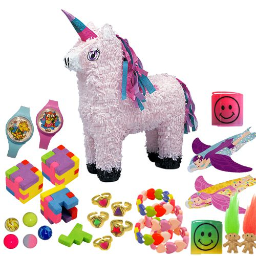 Pinata Filler Party Pack For Girls - Pack of 40