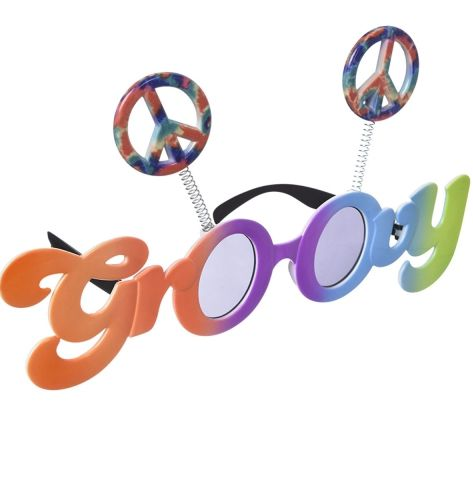 60s Groovy Glasses