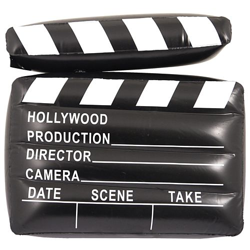Inflatable Clapper Board - 42cm