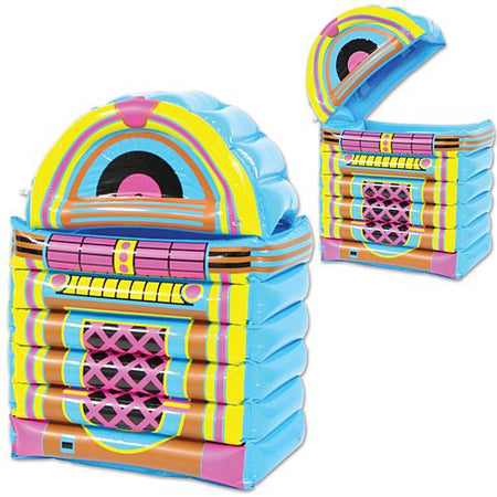 Click to view product details and reviews for Inflatable Jukebox Drinks Cooler 775cm.