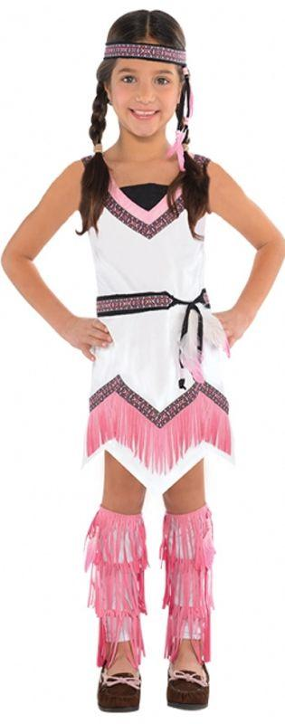 Children's Native American Costume