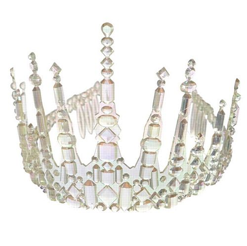 Ice Queen Icicle Crown