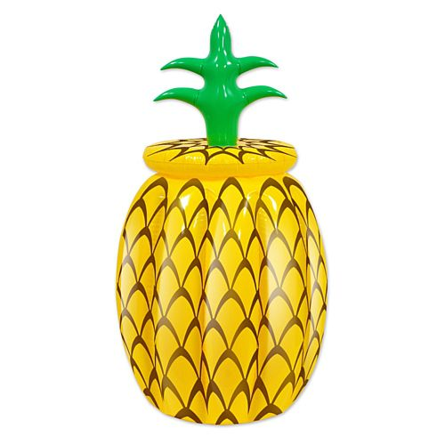 Giant Inflatable Pineapple Drinks Cooler - 91.4cm
