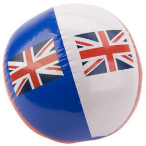 British Union Jack Inflatable Ball - 53.3cm