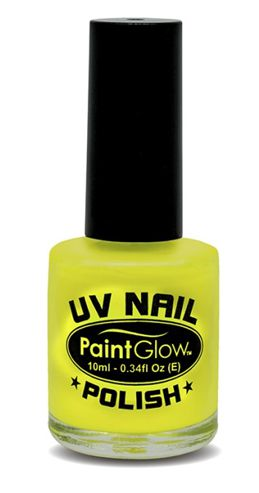 UV Nail Polish 10ml- Yellow