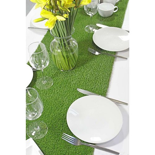 Artificial Grass Table Runner - 1.5m