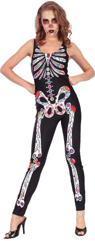 Day Of The Dead Women's Jumpsuit