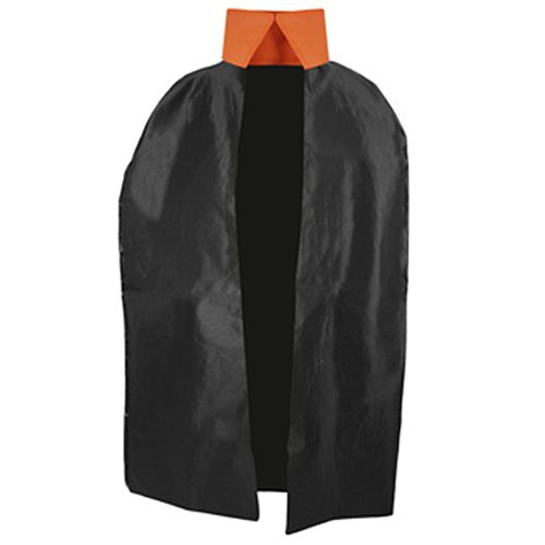 Children's Black Halloween Cape