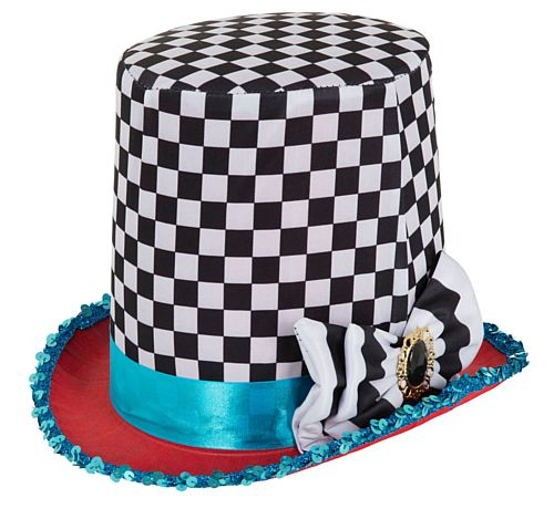Mad Hatter Stovepipe Hat
