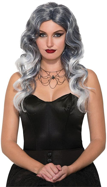 Grey Ombre Wicked Mist Wig