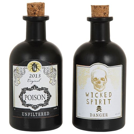 Poison Bottle - 15cm - Pack of 2