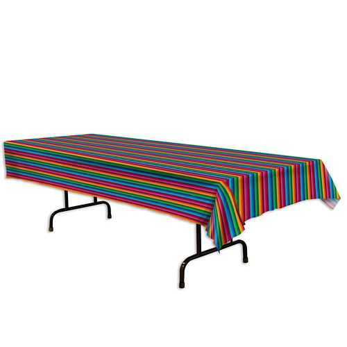 Fiesta Plastic Tablecloth - 2.74m