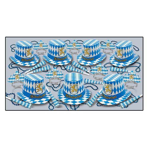 Oktoberfest Novelty Party Pack for 50