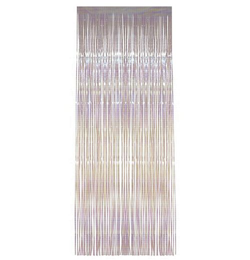 Iridescent Shimmer Curtain - 2.5m x 90cm
