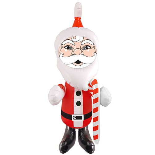 Large Inflatable Santa Claus - 67cm