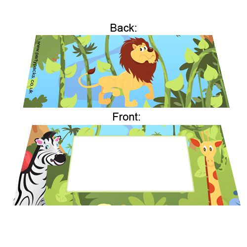 Wildlife Placecards- Pack of 8