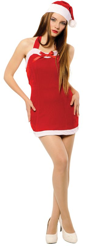 Christmas Sweetie Dress And Hat