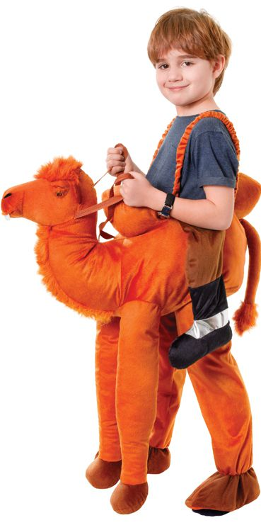 Children's Step-in Camel Costume