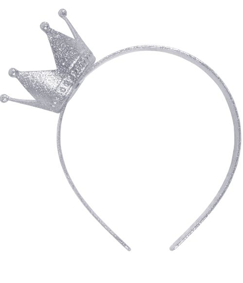 Mini Crown On Headband