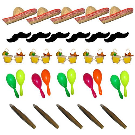 Mexican Fancy Dress Pack