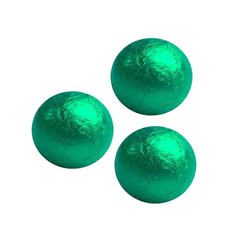 Green Chocolate Balls - 5g - Each