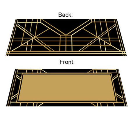 Gatsby 1920's Placecards- Pack of 8